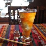 カフェ LUZ - 食後のドリンク(紅茶