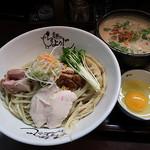 90090189 - 鶏すきやき風つけ麺