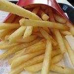 マクドナルド - 料理写真:マックフライポテトM