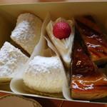 90093863 - 【2017.7】サンドクーヘンとケーキたち