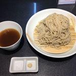 Japanese Soba Noodles 蔦 - 「醤油ざるSoba」800円