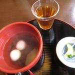 日本ぜんざい学会 - 料理写真: