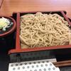 鎌倉梅の木 - 料理写真:ざるそば