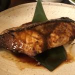和食 かとう - ぶりの照り焼き