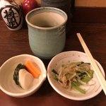 和食 かとう - お新香
