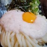 うどん 色彩 - 料理写真: