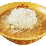 九十九ラーメン - 料理写真:元祖○究チーズラーメン