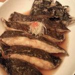 がんばっぺし - カレイの揚げ煮