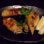 魚魯魚魯  - 手羽先焼き あっさりして美味かった