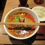 90100149 - 鬼担々麺、丼の口径s