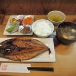90100224 - 鯖焼き定食