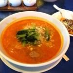 東京酒樓 - タンタン麺