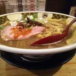 Sugoiniboshiramennagi - すごい煮干しラーメン