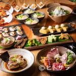 紀州麺処 誉 - 和のコース料理で〆にラーメン、そんな宴会ができる