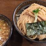 麺や よかにせ - 料理写真:濃厚魚介つけ麺 極太麺 ¥830