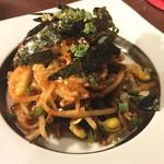 TOKYO 焼肉 ごぉ - 美味しい味付けのナムル
