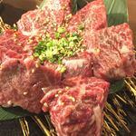 TOKYO 焼肉 ごぉ - 厚切り和牛ハラミ