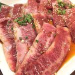 TOKYO 焼肉 ごぉ - 上カルビ、上ロース