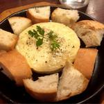 バルザル - 焼きカマンベールチーズ