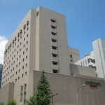 コートヤード・マリオット銀座東武ホテル - 建物です。