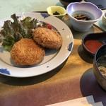 ヴァンベールの森 - 料理写真:瀬戸内クリームコロッケ
