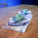 グシテ - ☆炙り鯖のブルスケッタ
