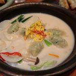 韓国料理 水刺齋 - 水餃子
