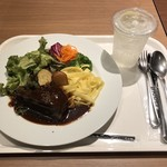 ragout - 牛ほほ肉の赤ワイン煮&ドリンクセット