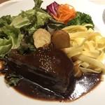 ragout - 牛ほほ肉の赤ワイン煮 1780円