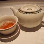 シルクロードガーデン - 食後にお茶