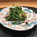 和食 なり - 藁焼きの初鰹