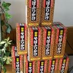 常陸秋蕎麦 筑山亭 かすみの里 - 大人気!そばふりかけ