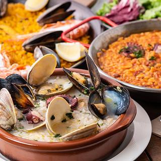 スペインの珍しい郷土料理も色々♪