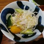 鶏水炊き・焼鳥 健美宴 - サラダアップ