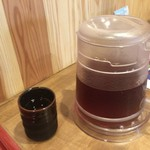 udonizakayaamamenzou - お茶