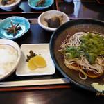90119667 - めかぶ蕎麦定食
