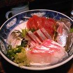 9012088 - 盛り\980 鯛や〆鯖、どれも美味