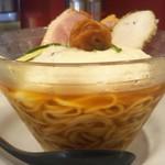 武者麺の変 - 料理写真: