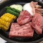 野蒜山荘 - 料理写真: