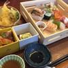明Le庵 - 料理写真:寿司そば懐石膳