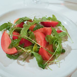 シシリヤ - フルーツトマトルッコラのサラダ