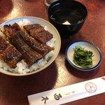 西本 - 中詰丼 3,100円