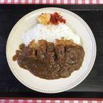 亀や - 料理写真:カツカレー