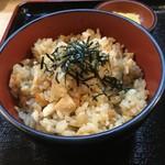 利根 - 鶏飯
