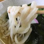 うずしお食堂 - 麺リフト