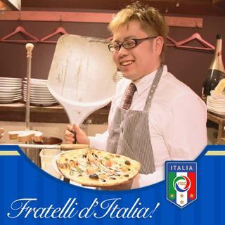 ⭕️下瀬明信・宴会&酒が大好きなイタリア料理シェフ&ピザ職人