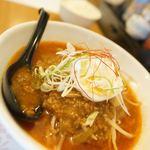 らーめん向日葵 - 料理写真:味噌カレー