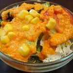 アジアン ダイニング アンド バー エベレスト - Asian Dining & Bar EVEREST @本蓮沼 ランチセットのサラダ