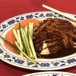 重慶飯店 - 黒棒棒鶏