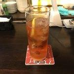 Rize Mize - シャーリーテンプル。 税抜500円。 美味し。